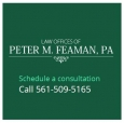 Law Office of Peter M. Feaman, P.A.