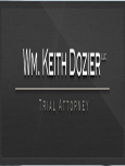 WM. Keith  Dozier