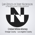 Law Offices of Jerry Nicholson, A Professional Corporation