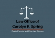 Law Office of Carolyn R. Spring