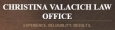 Christina Valacich  Attorney at Law